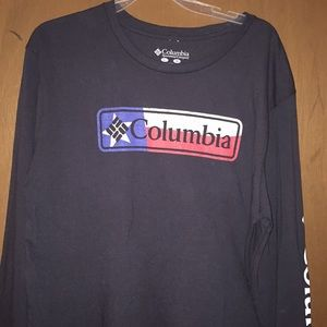 Columbia long sleeve